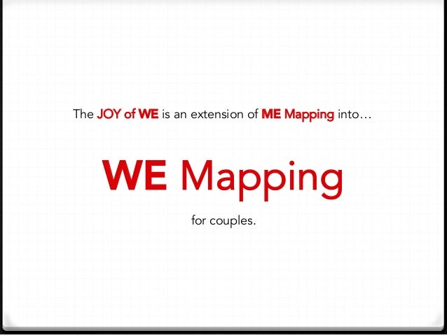 WE Mapping Slide 3