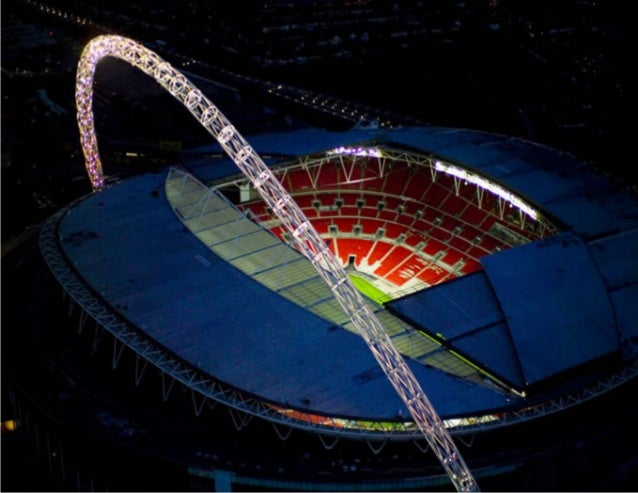 Wembley Stadium Covered Roof Why Don T More Stadiums Have