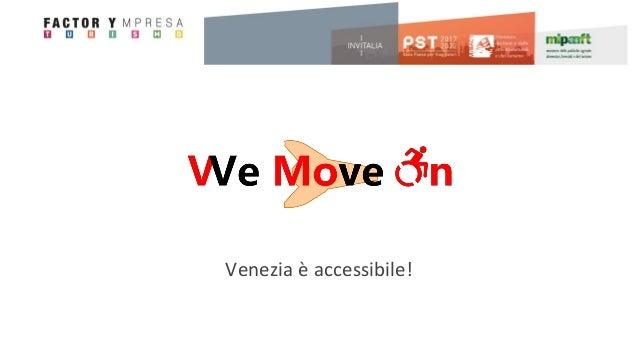 Venezia è accessibile!