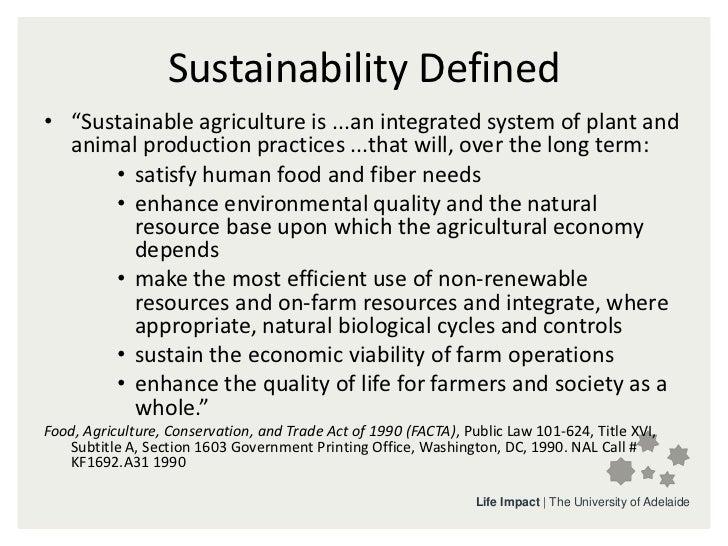 Natural Definition Food