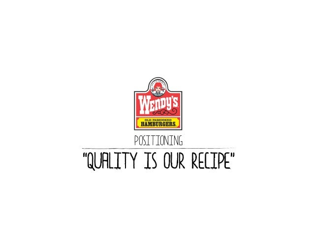 Wendy's Case Study Research Paper Example : PaperAp.com