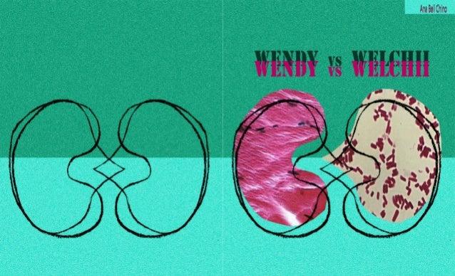Wendy vs welchii novela grafica experimental ana bell chino