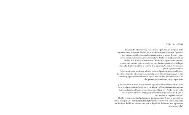 Wendy vs welchii novela grafica experimental ana bell chino Slide 3
