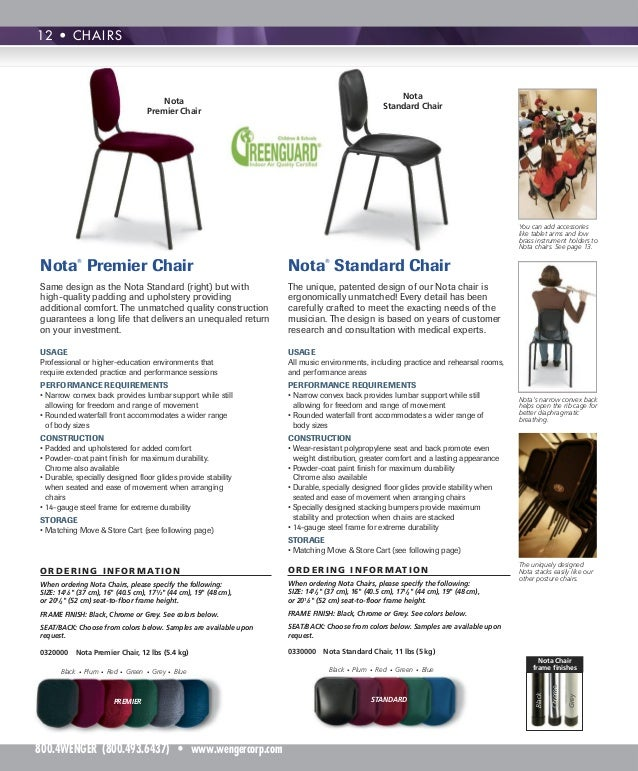 wenger chairs