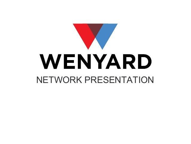 NETWORK PRESENTATION