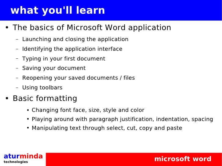 fundamentals of microsoft office suite Free cloud computing fundamentals course free microsoft azure office training from new horizons can help you for the entire microsoft office suite.