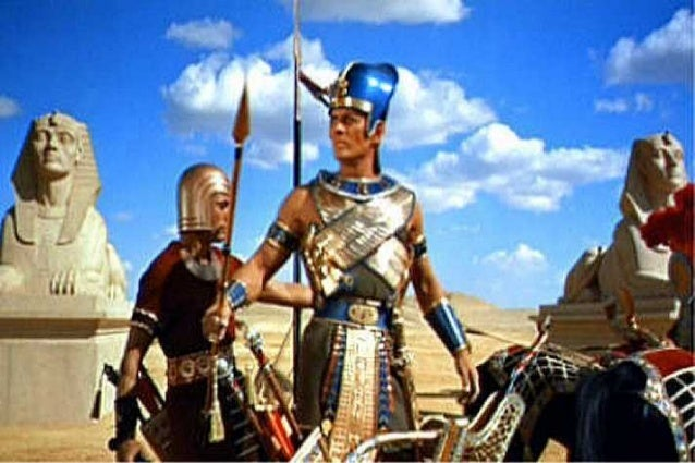Weapons of war in ancient Egypt