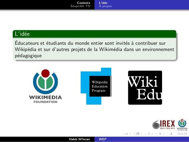 Wikipedia Education Program Slide 2