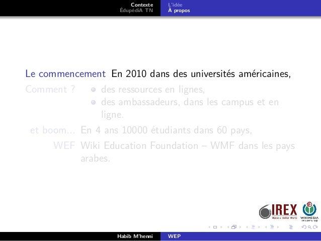 Wikipedia Education Program Slide 3