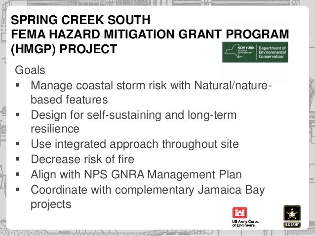 Army Corps Of Engineers Report On Restoration Planning In Jamaica Bay