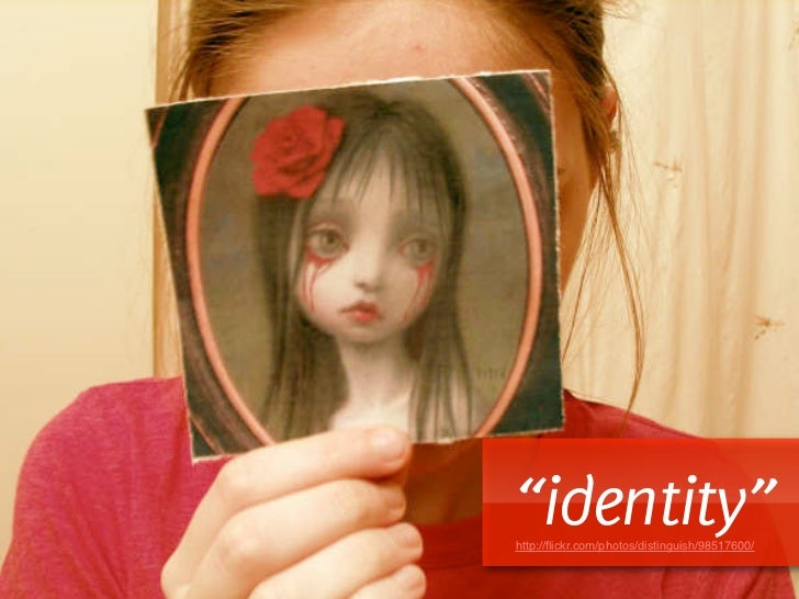 "http://flickr.com/photos/joshb/189568624/                                                             ""self-expression""    ..."