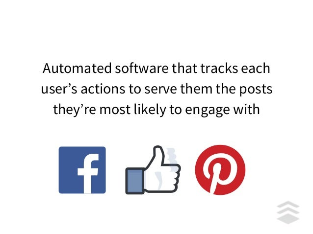 Social networks are adapting to changing content