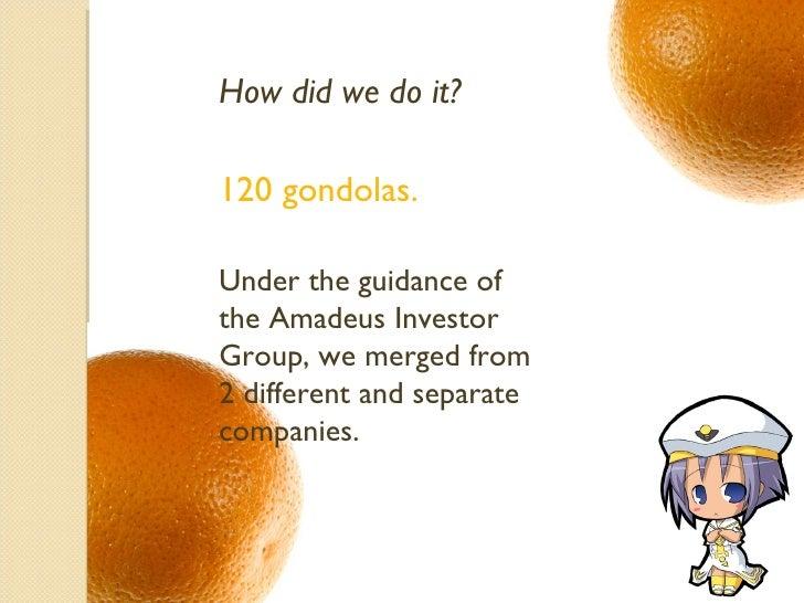 We Remember Love Orange Planet Slide 3