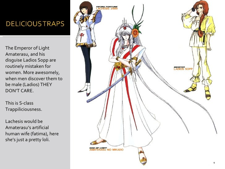 We Remember Love The Five Star Stories Character Designs