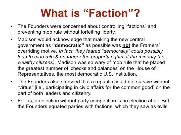 his lu were the founders democratic reformers or economic oppo  38