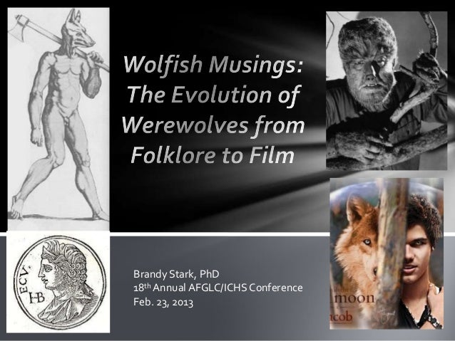 Brandy Stark, PhD 18th Annual AFGLC/ICHS Conference Feb. 23, 2013