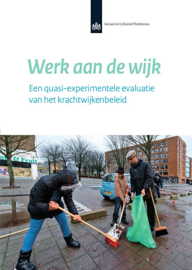 In 2007 maakte toenmalig minister voor Wonen, Wijken en Integratie Ella Vogelaar het Actieplan Krachtwijken bekend. Dat be...