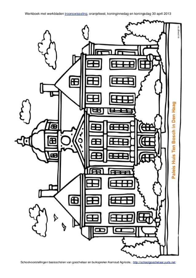kleurplaten koninklijk huis