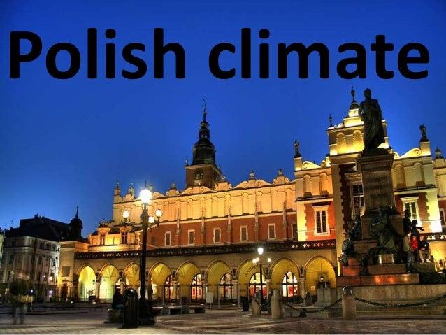 Polish climate