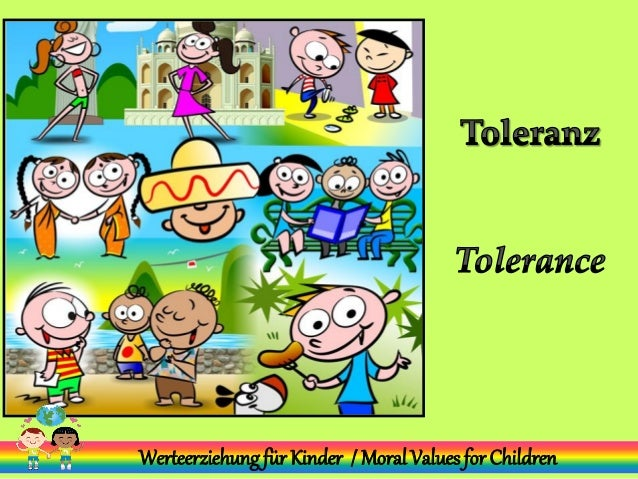 Werteerziehung für Kinder / Moral Values for Children
