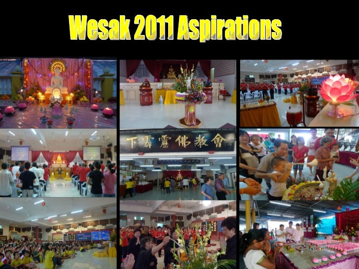 Wesak 2011 Aspirations