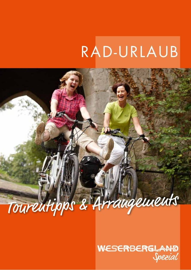 R A D - U R L A UB  & Arrangements Tourentipps Spezial