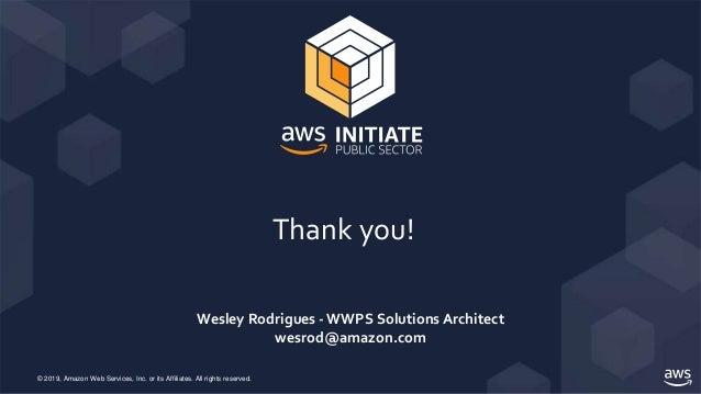 AWS Initiate - A Cultura de Inovação da Amazon direcionada ao sucesso do Cliente