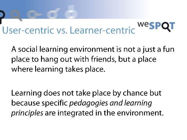 Personal Learning Environments for Inquiry-Based Learning