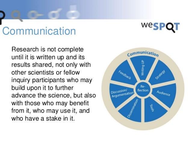 The weSPOT toolkit