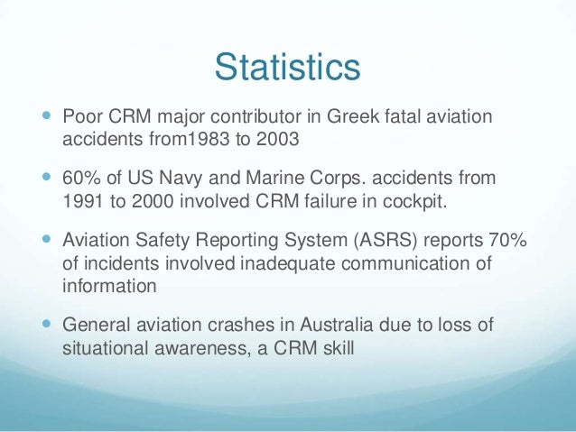 """Michael Quiello presents, """"Aviation Safety and Crew Resource Management"""""""