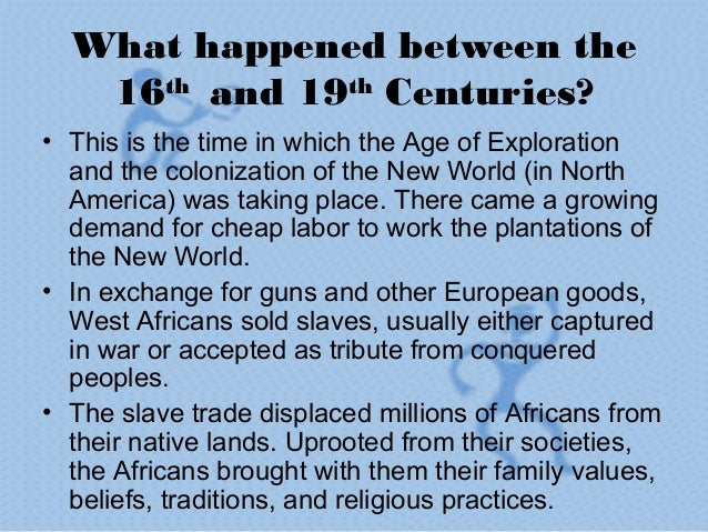 The World Made New Why The Age Of Exploration Happened: West Africa (before 16th Century