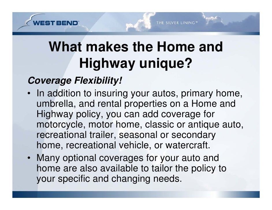West Bend Mutual Slide Show