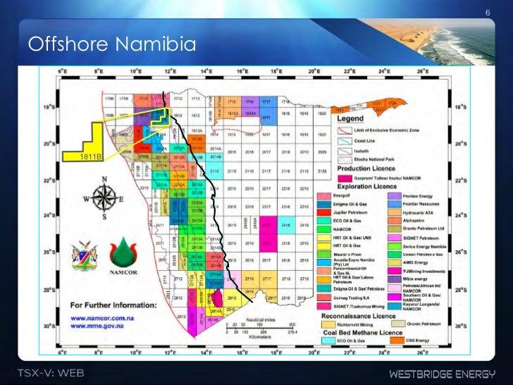 6Offshore Namibia    1811B