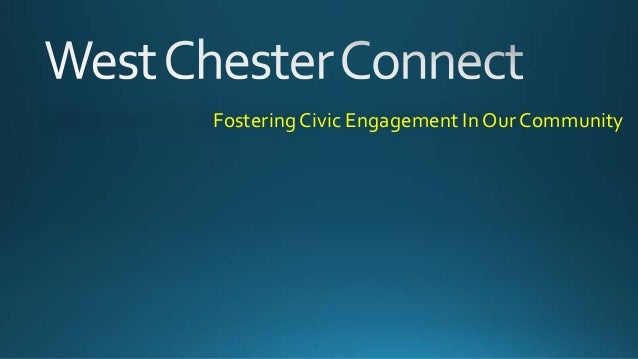 Fostering Civic Engagement In Our Community