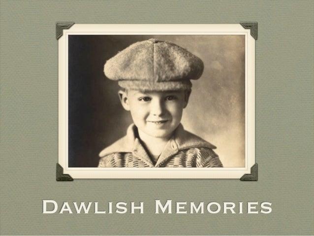Dawlish Memories