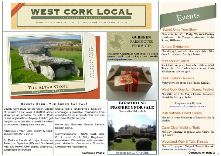 1                   1               0          1         /1              /2                         WEST CORK LOCAL       ...
