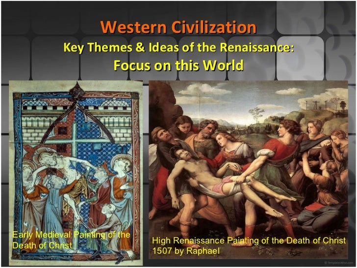 Renaissance impact on western civilization