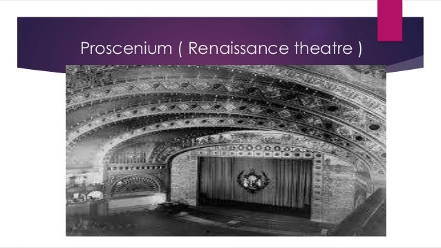 italian renaissance theatre plays