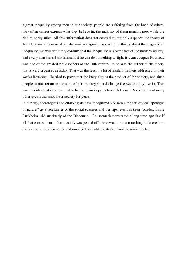 rousseau essay on the origin of language
