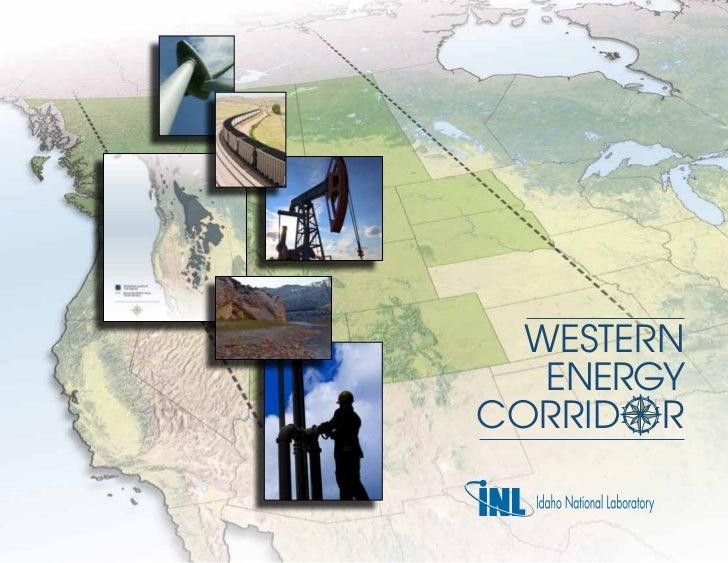 Western   EnergyCorrid r