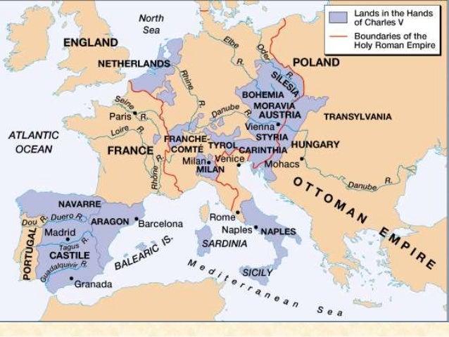 Western Europe C 1450 1750