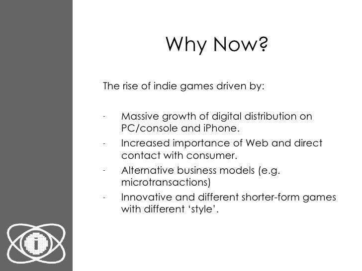 Western Indie Game Trends Slide 2