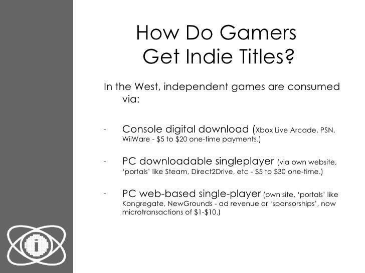 Western Indie Game Trends Slide 3