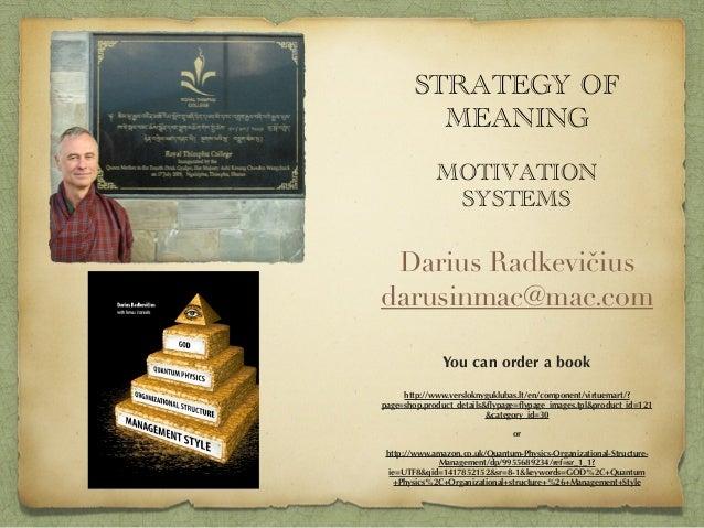 Western motivation through Buthanese eyes