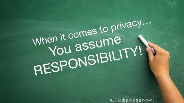 raiseyour privacy settings @paulgordonbrown