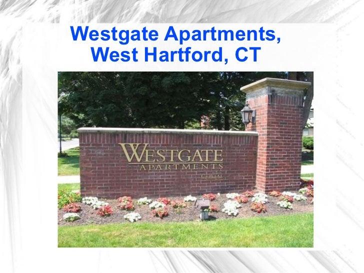 Westgate Apartments,  West Hartford, CT