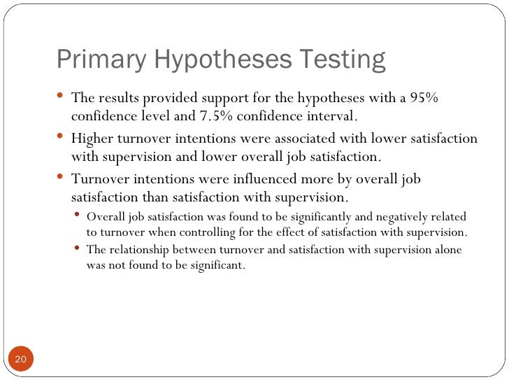dissertation test hypothesis Guidelines for writing a thesis or dissertation,  pre-test  reliability and  a quality dissertation usually takes about a year to complete.