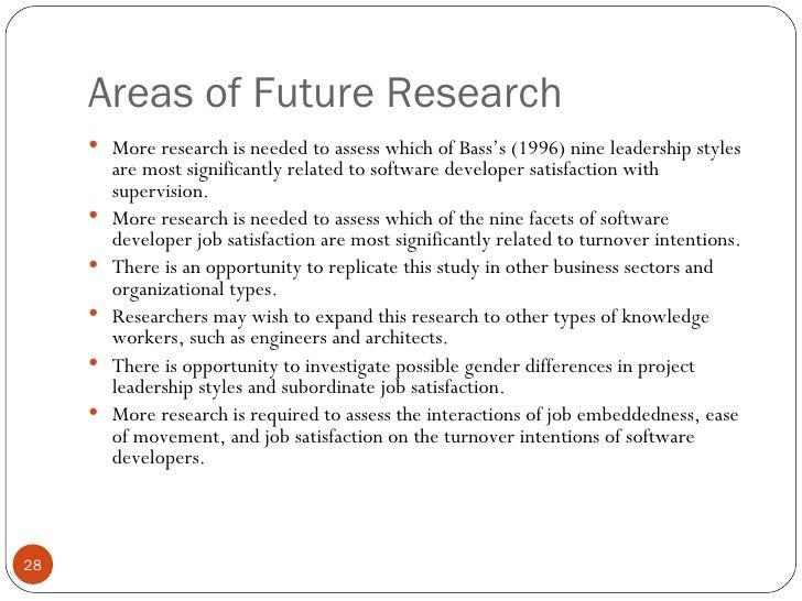 Thesis summary & future work