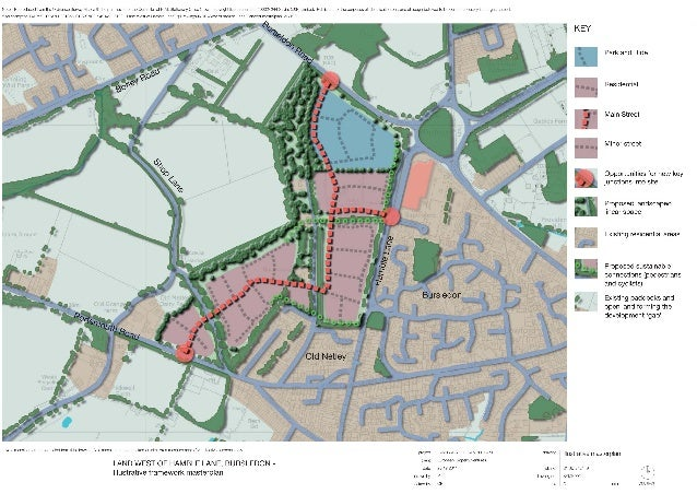 West of hamble lane concept masterplan rev c3 (2)