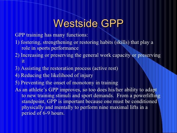 Westside For Athletes Cressey Site